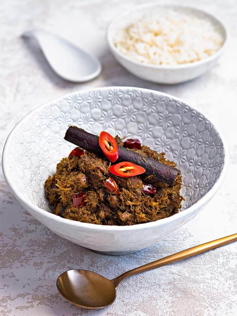 Sibo Beef Rendang Curry