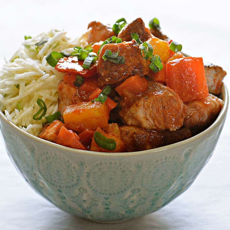 Sibo Meal Sweet And Sour Pork Ig