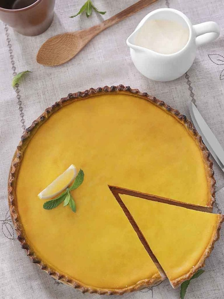 Lemon Tart Recipe 786x1048