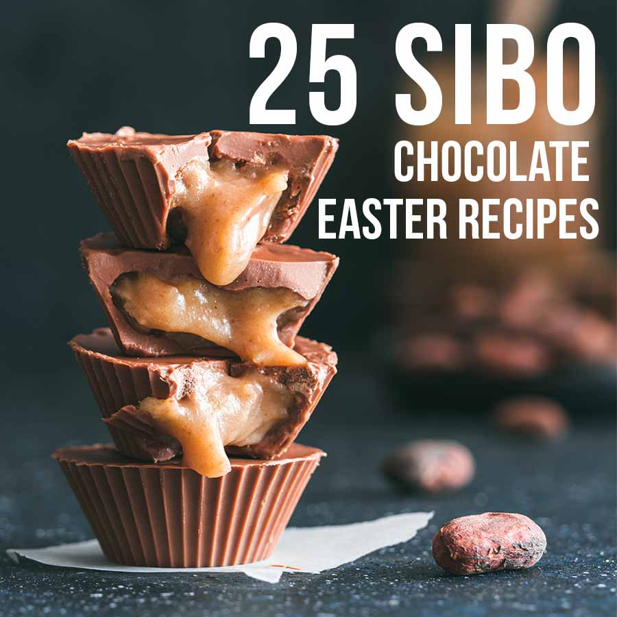 25 Sibo Chocolate Easter Recipes Blog