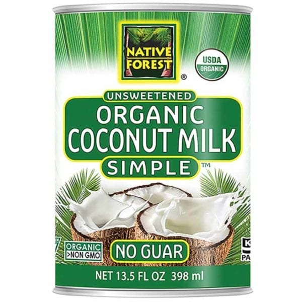 Native Forest Unsweetened Coconut Milk
