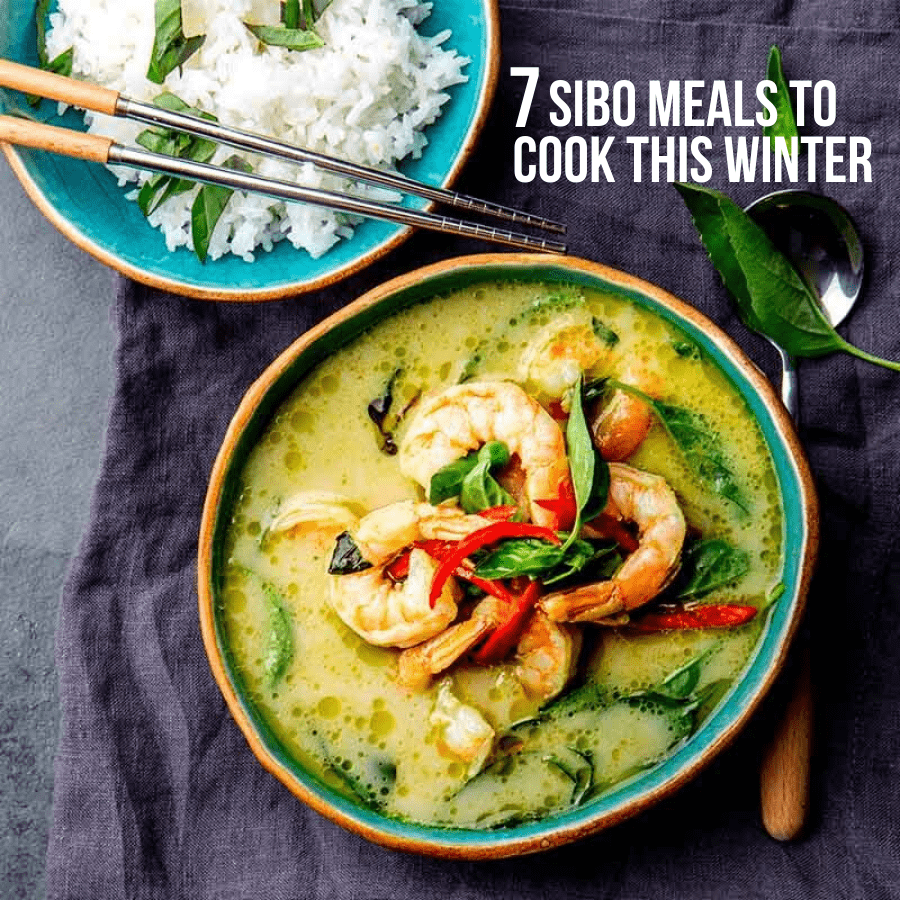 7 Easy To Make Sibo Meals You Can Cook This Winter