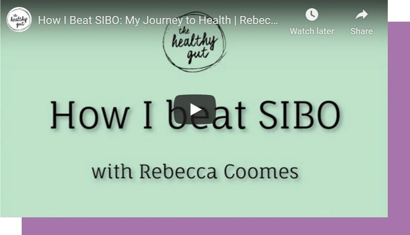 Live Well With Sibo 5 Week Challenge How I Beat Sibo
