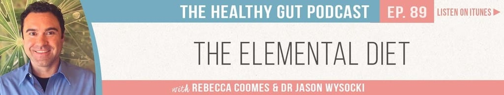 Thg Podcast The Elemental Diet Post Ep 89