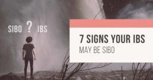 7 signs your IBS might be SIBO