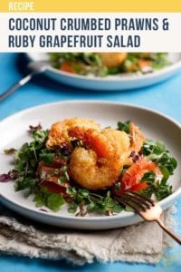 Coconut Crumbed Prawns Pint Assets
