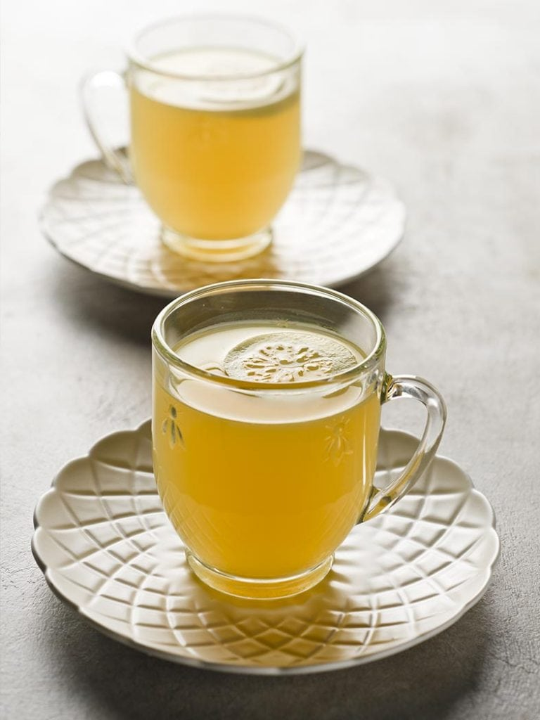 Ginger, Lemon And Turmeric Tea Recipe 786x1048