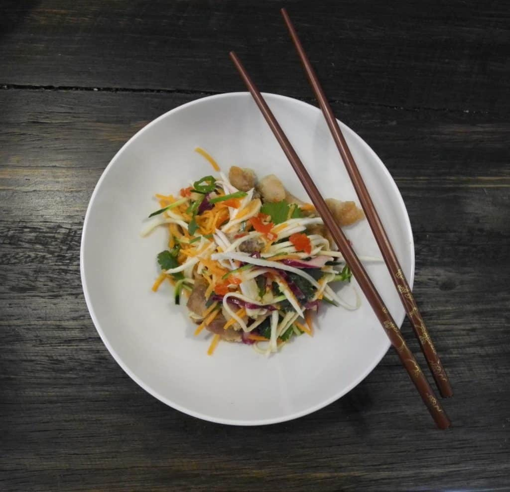Rebecca Coomes Recipes Hot And Sour Pork And Vegetables