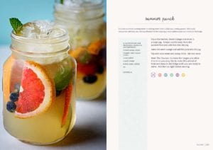 Sibo Summer Cookbook Drinks
