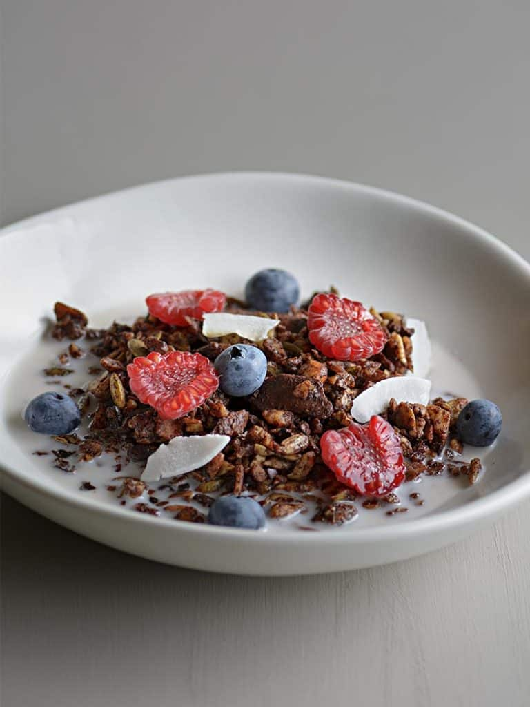 Chocolate Granola Recipe 786x1048