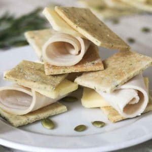 Sibo Friendly Crackers Recipe 800x800