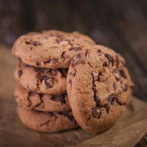SIBO Chocolate Chip Cookies Recipe 800x800