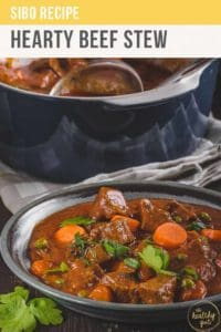 Hearty Beef Stew Recipe Pt