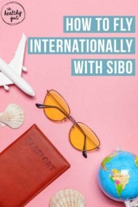 How To Fly Internationally With Sibo Pt