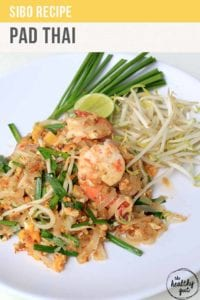 Pad Thai Recipe Pt