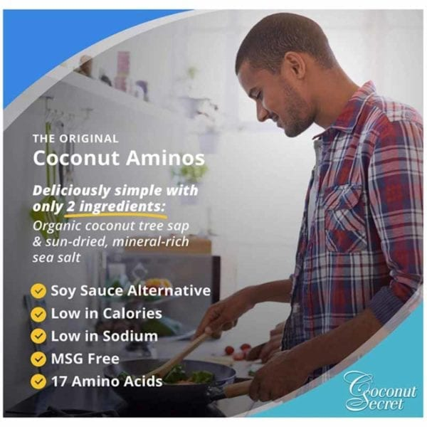 Coconut Aminos 2 Ingredients