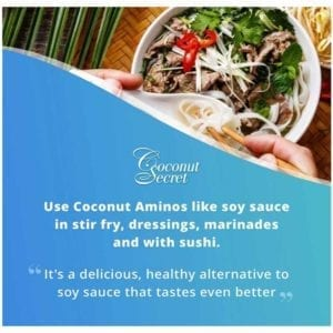 How To Use Coconut Aminos
