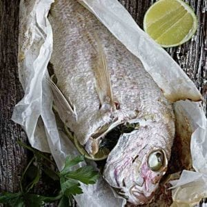 Lemon And Lime Bbq Snapper Recipe 800x800