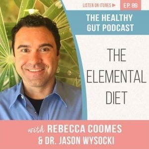 Thg Podcast The Elemental Diet Featured Image Ep 89