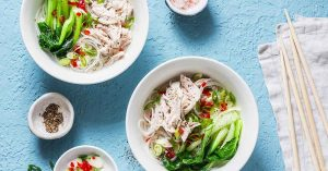 Vietnamese Chicken Pho Recipe Fb